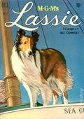 Lassie (1950-1962 Dell) 2