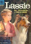 Lassie (1950-1962 Dell) 44