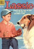 Lassie (1950-1962 Dell) 45