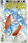 Captain Atom (2011) 0