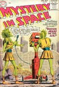 Mystery in Space (1951 1st Series) 25