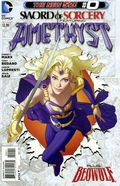 Sword of Sorcery featuring Amethyst (2012 DC) 0