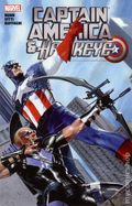 Captain America and Hawkeye TPB (2012 Marvel) 1-1ST
