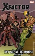 X-Factor TPB (2007-2013 3rd Series) By Peter David 15-1ST