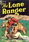 Lone Ranger (1948-1962 Dell) 3