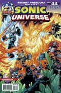Sonic Universe (2009) 44