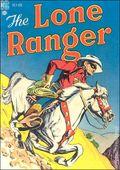 Lone Ranger (1948-1962 Dell) 4