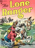 Lone Ranger (1948-1962 Dell) 5