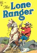 Lone Ranger (1948-1962 Dell) 12