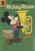 Mickey Mouse (1953-1987 Dell/Gold Key/Gladstone) 81