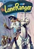 Lone Ranger (1948-1962 Dell) 40