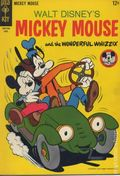 Mickey Mouse (1953-1987 Dell/Gold Key/Gladstone) 100