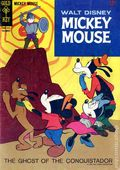 Mickey Mouse (1941-90 Dell/Gold Key/Gladstone) 110