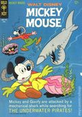 Mickey Mouse (1941-90 Dell/Gold Key/Gladstone) 112