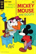 Mickey Mouse (1941-90 Dell/Gold Key/Gladstone) 124