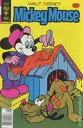 Mickey Mouse (1941-90 Dell/Gold Key/Gladstone) 186