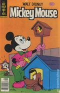 Mickey Mouse (1941-90 Dell/Gold Key/Gladstone) 196