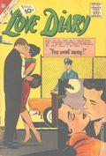 Love Diary (1958 Charlton) 16