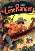 Lone Ranger (1948-1962 Dell) 33