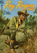 Roy Rogers Comics (1948-1961 Dell (And Trigger, # 92 on) 28