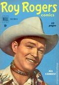 Roy Rogers Comics (1948-1961 Dell (And Trigger, # 92 on) 35