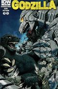 Godzilla (2012 IDW) 5