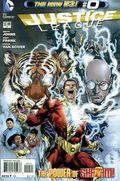 Justice League (2011) 0B
