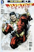 Justice League (2011) 0A