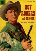 Roy Rogers Comics (1948-61 (And Trigger, # 92 on) 126