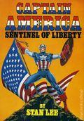Captain America Sentinel of Liberty TPB (1979 Fireside) 1-1ST