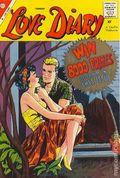 Love Diary (1958 Charlton) 3