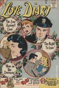 Love Diary (1958 Charlton) 10