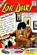 Love Diary (1958 Charlton) 12