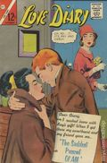 Love Diary (1958 Charlton) 34