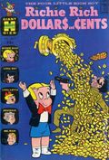 Richie Rich Dollars and Cents (1963) 2