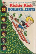 Richie Rich Dollars and Cents (1963) 25