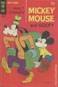 Mickey Mouse (1953-1987 Dell/Gold Key/Gladstone) 123