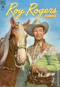 Roy Rogers Comics (1948-1961 Dell (And Trigger, # 92 on) 9