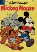 Mickey Mouse (1941-90 Dell/Gold Key/Gladstone) 57-10C