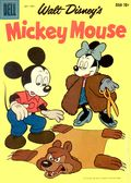Mickey Mouse (1941-90 Dell/Gold Key/Gladstone) 62