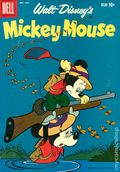Mickey Mouse (1941-90 Dell/Gold Key/Gladstone) 63