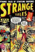 Strange Tales (1951-1976 1st Series) 1