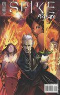Spike Asylum (2006 IDW) 5A