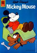 Mickey Mouse (1941-90 Dell/Gold Key/Gladstone) 82