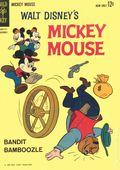 Mickey Mouse (1953-1987 Dell/Gold Key/Gladstone) 85