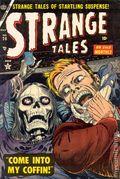 Strange Tales (1951-1976 1st Series) 28