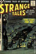 Strange Tales (1951-1976 1st Series) 52