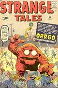 Strange Tales (1951-1976 1st Series) 90