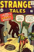 Strange Tales (1951-1976 1st Series) 100