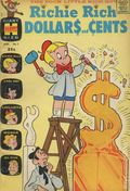 Richie Rich Dollars and Cents (1963) 1